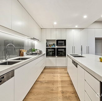 Marble Kitchen Benchtops Melbourne